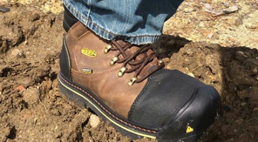 chaussures industrielles
