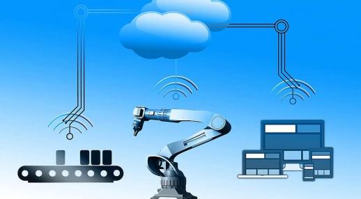 réseau informatique industrie