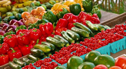 Le supermarché : quand la vitrine joue un rôle prédominant