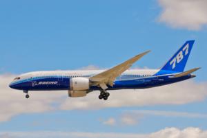 Des éléments imprimés équipent Boeing 787