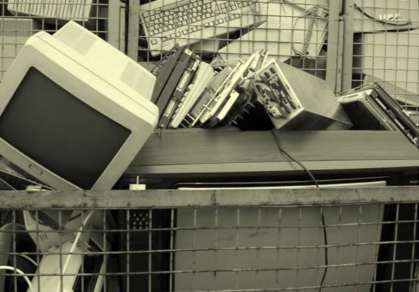 DEEE Recyclage Ordinateurs